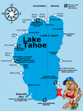 HOW TO REACH TAHOE ? - 5th Tahoe Tattoo Show